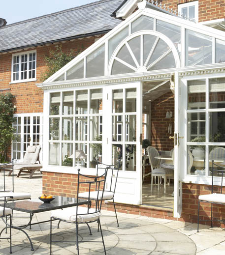 Remodelled Conservatory